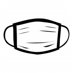 masque icône mesures