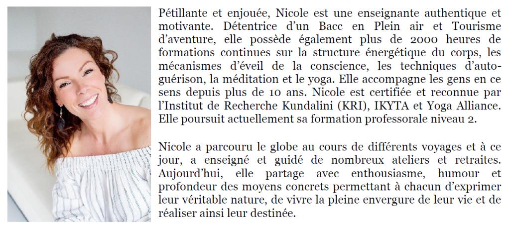 Biographie Nicole Richard
